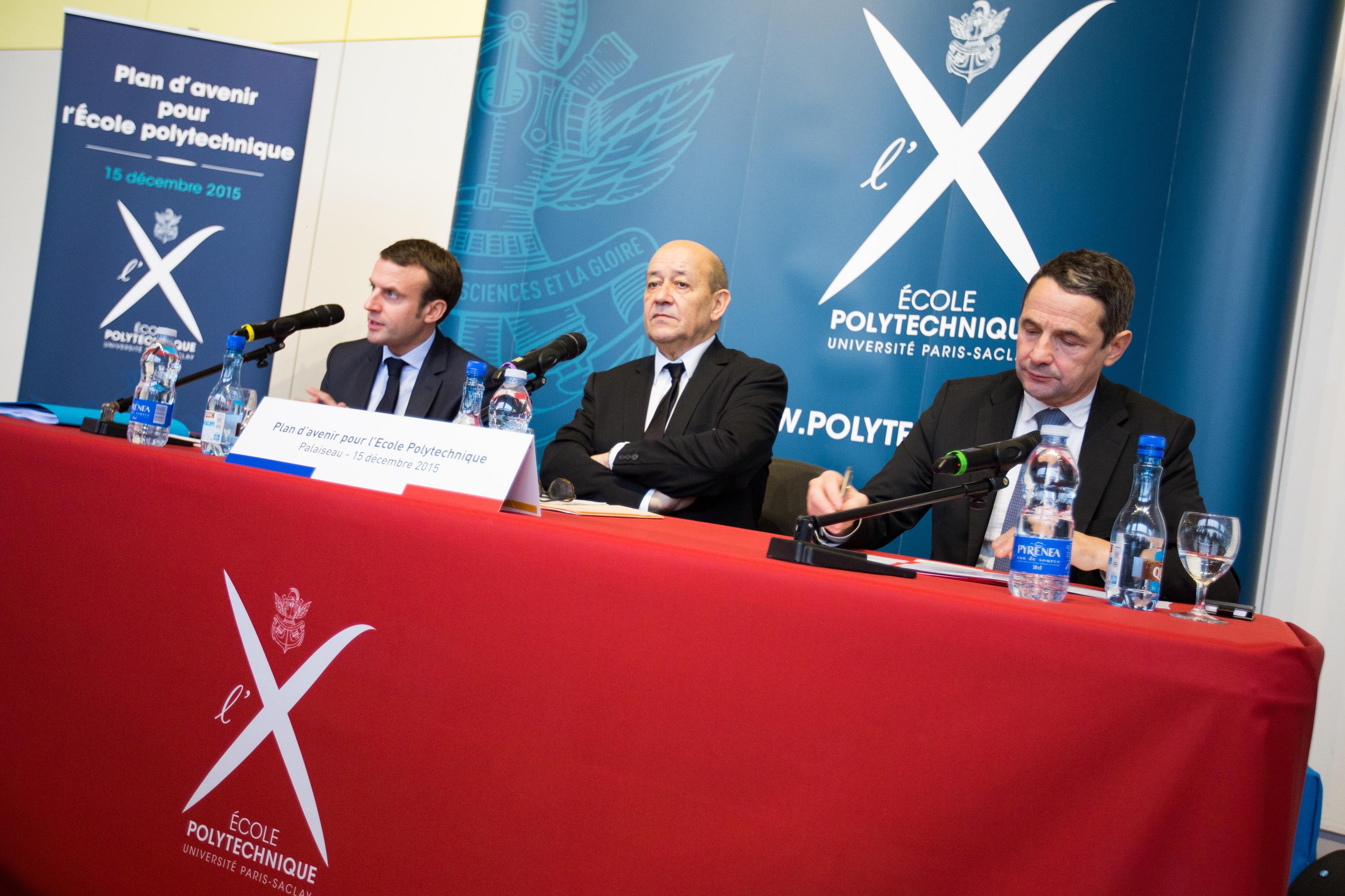 L'Ecole polytechnique dévoile un plan stratégique 2016-2020 marqué par l'ouverture