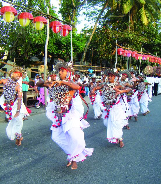 Sri Lanka, la terre des dieux