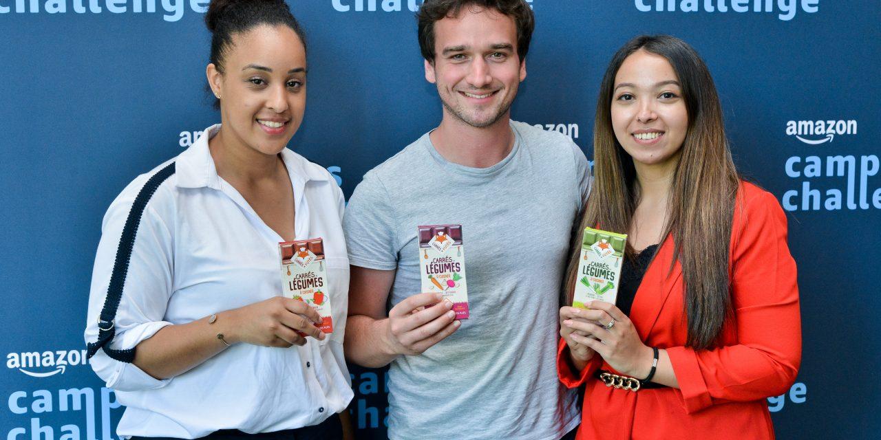 Les lauréates du Amazon Campus Challenge 2019 sont…