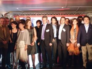 Les nominés de la Nuit du Grand Chl'EM 2012