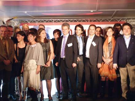 La Nuit du GRAND CHL'EM 2013 : 25 diplômés EM Normandie en lice