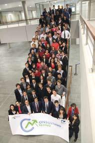 Consulting Meeting : Venez découvrir le monde du Conseil à l'ENSTA ParisTech !