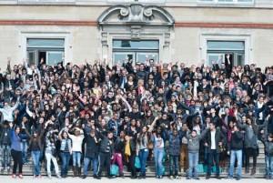 Promo 2013 des filleuls Télémaque