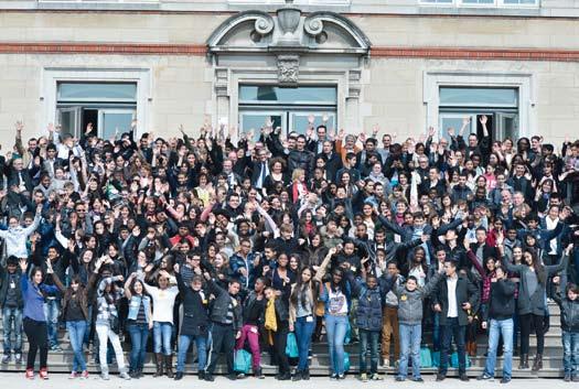 L'Institut Télémaque : rapprocher l'entreprise et l'éducation nationale