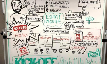 L'ESD Paris – École Supérieure du Digital lance sa 2ème DIGINIGHT le 6/12 !