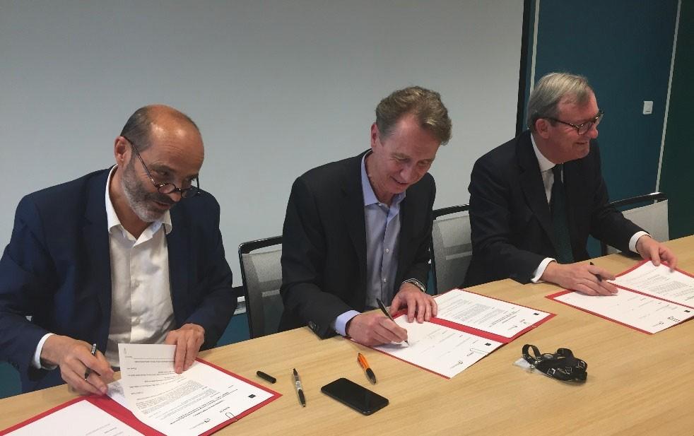 CESI, NOX et ESSOR inaugurent leur chaire 'Ville du futur et économie circulaire'