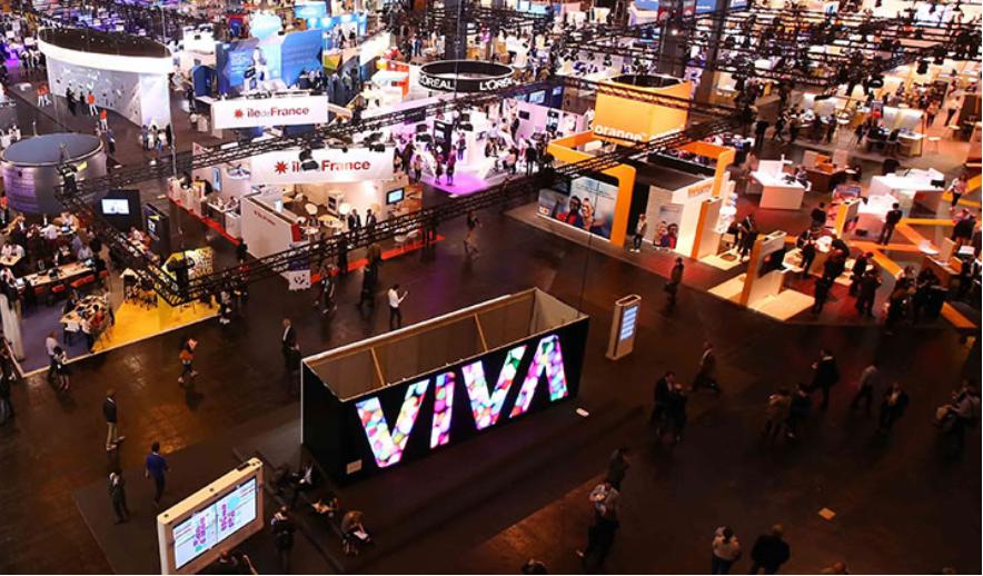 Les étudiants et Startups du Pôle Léonard de Vinci en immersion à VivaTech