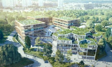 Pôle Léonard de Vinci : un nouveau campus vert à l'horizon 2023