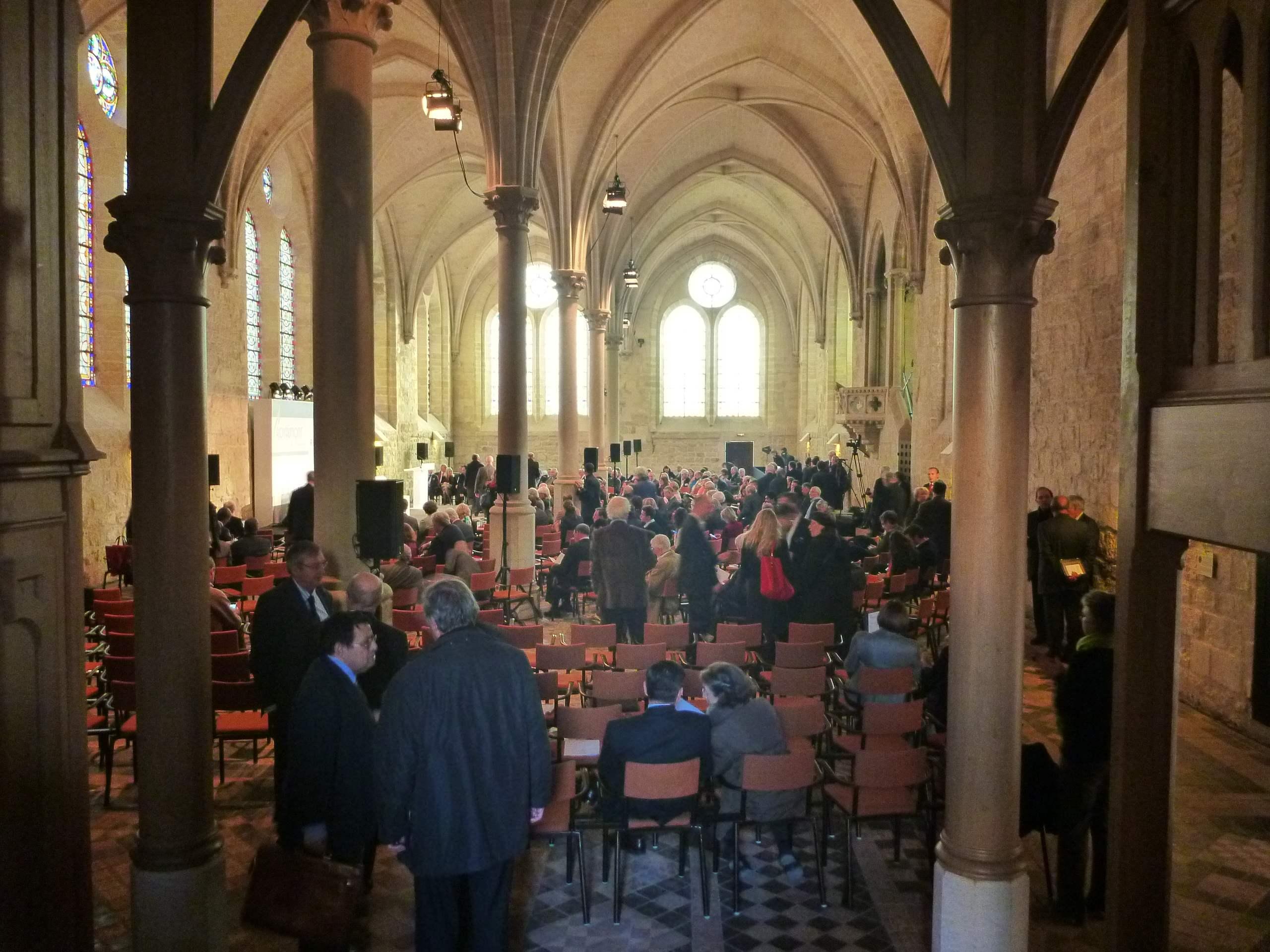 Retour sur les Entretiens de Royaumont 2012 : «Réinventer le travail»