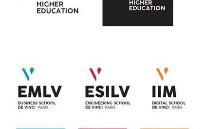 Une nouvelle identité visuelle pour le Pôle Léonard de Vinci et ses écoles