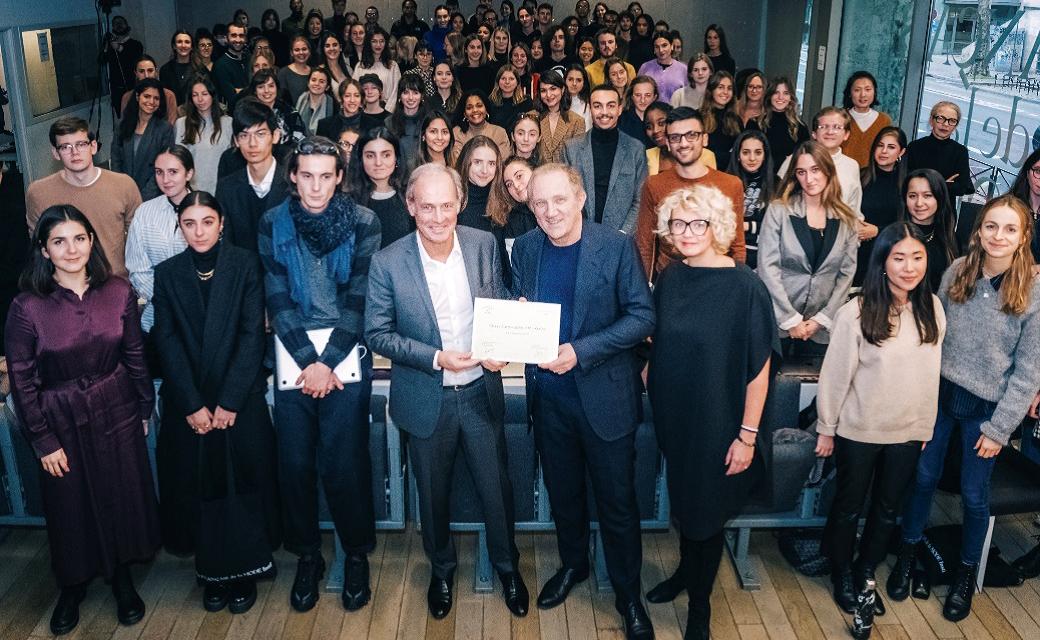 L'Institut Français de la Mode et Kering lancent la « Chaire Sustainability IFM – Kering »