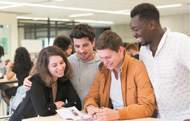 L'IIM, 1ère école du web à offrir une vaste expérience internationale