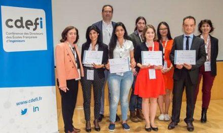 La cérémonie Ingénieuses 2017 sous le signe de l'ouverture et de la diversité