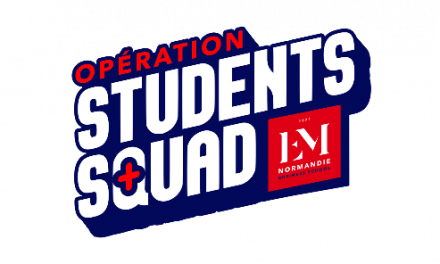 Opération Students Squad made by EM Normandie