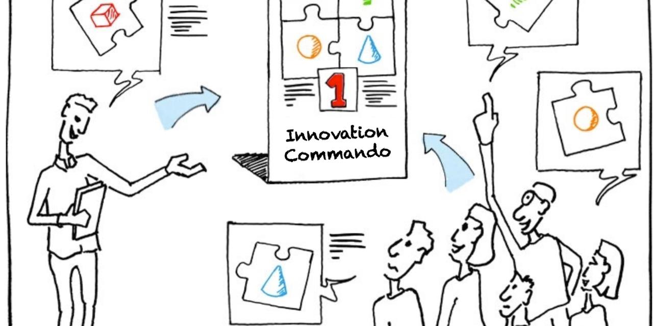 L'innovation Commando au service des Startups !
