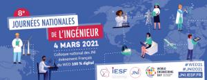Colloque National des Journées Nationales de l'Ingénieur 2021