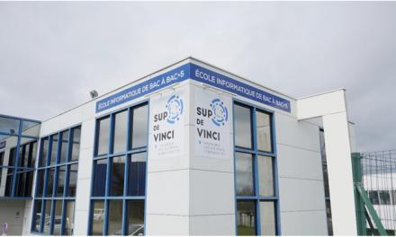 L'école d'Informatique SUP DE VINCI s'implante à Rennes