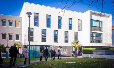 La School of Wine & Spirits Business inaugure un bâtiment dédié unique au monde