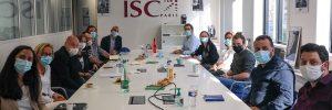Groupe ISC Paris : recrutement de 12 nouveaux enseignants chercheurs (c) Groupe