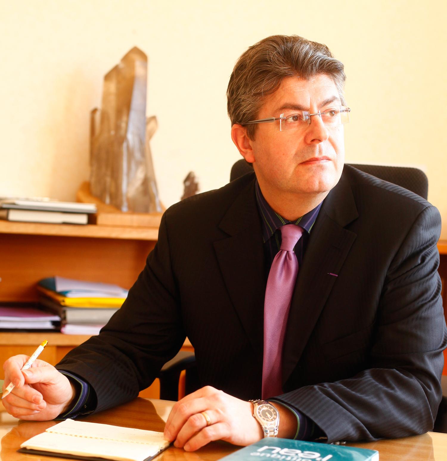 Michel Jauzein, Directeur de l'Ecole des Mines de Nancy – « Etre directeur des Mines de Nancy, c'est une fierté mais aussi un challenge. »