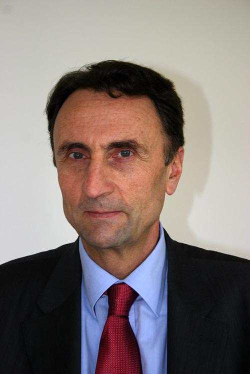 Vincent Bouvier, un engagement au service de l'Etat
