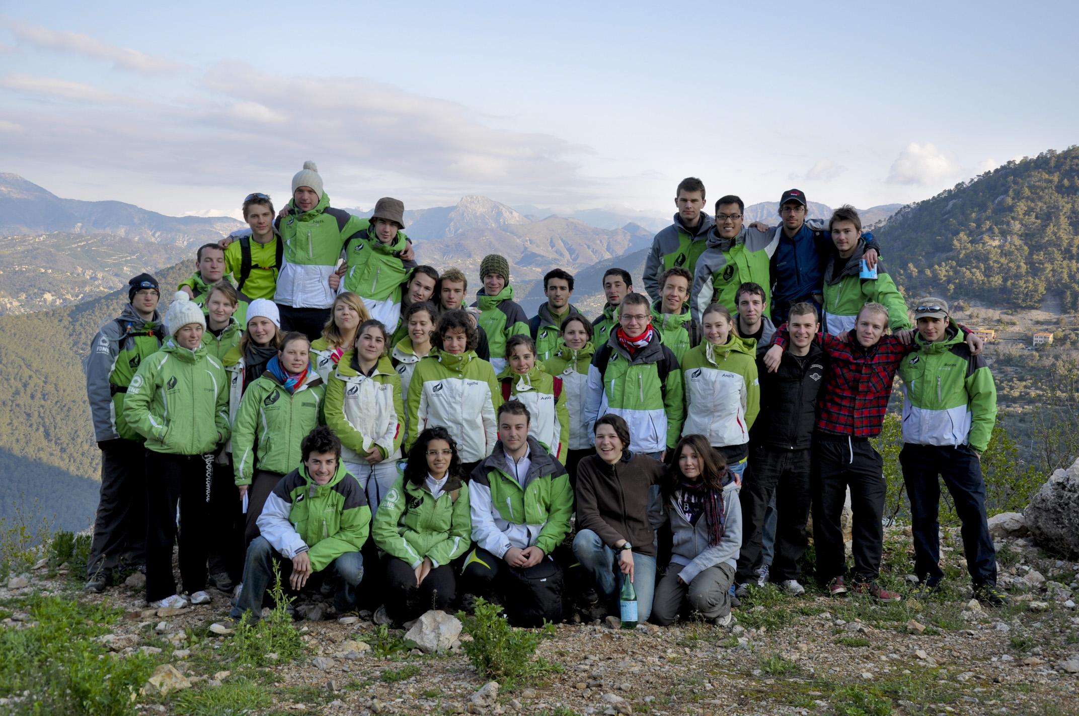 Edhec Aventures : du sport au cœur de la nature !