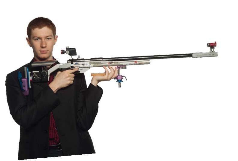 UN ETUDIANT HORS DU COMMUN – Etienne Germond, 23 ans, champion de tir à la carabine, ESCE