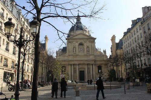 La Sorbonne en mouvement