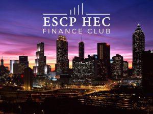 ESCP HEC Finance Club actualité