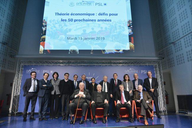 Le gratin économique se réunit à Paris-Dauphine pour ses 50 ans