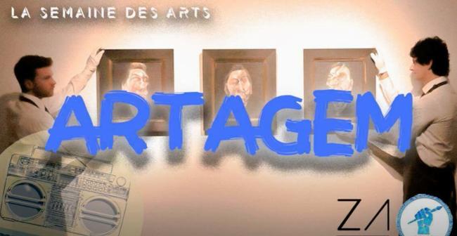 Semaine des arts à GEM : retour sur l'événement incontournable de la Zone Art