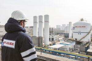 Unité de séparation des gaz de l'air, Heifei, Chine © Patrick Wack /CAPA-pictures