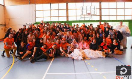 Polytech Orléans a organisé son 7ème tournoi réservé aux filles