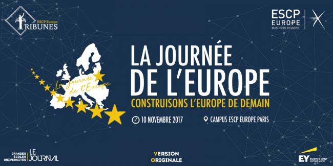 La Journée de l'Europe – Construisons l'Europe de demain