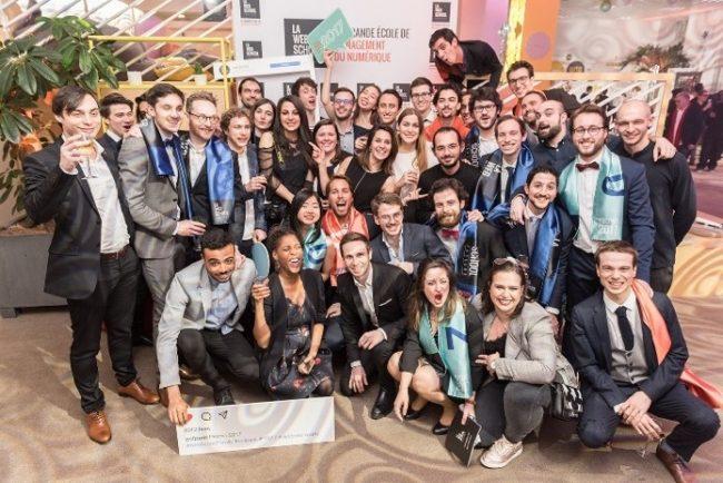 Les premiers diplômés de La Web School Factory : des talents de la transformation numérique qui répondent aux exigences et aux besoins des entreprises