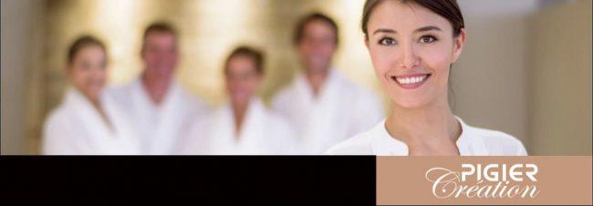 PIGIER Création Business School spécialisée dans la beauté et le bien-être innove avec trois nouvelles formations dans le secteur du spa