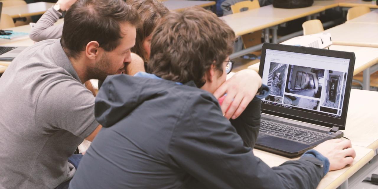 Pédagogie par projet à l'ESTP Paris : Une nouvelle vie pour la Maison Coignet