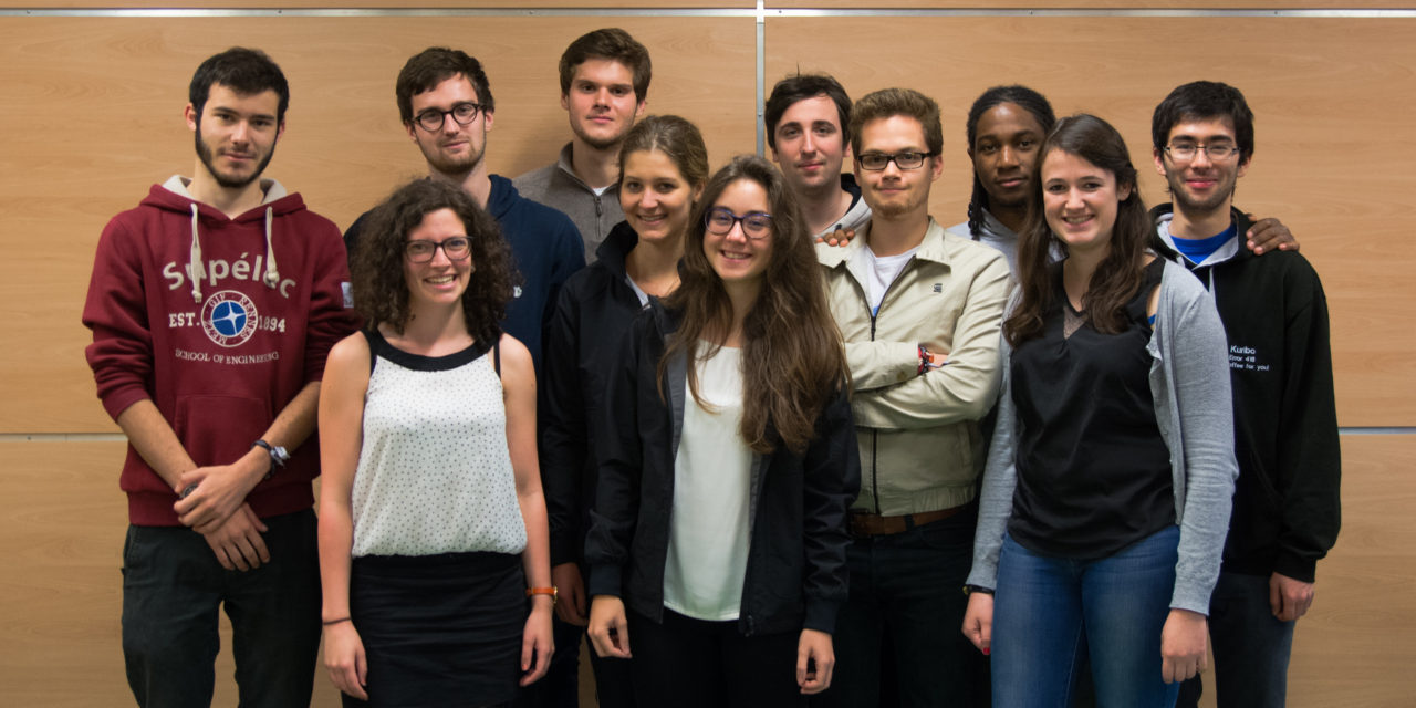 GALA SUPELEC – ELECTRIC FALL