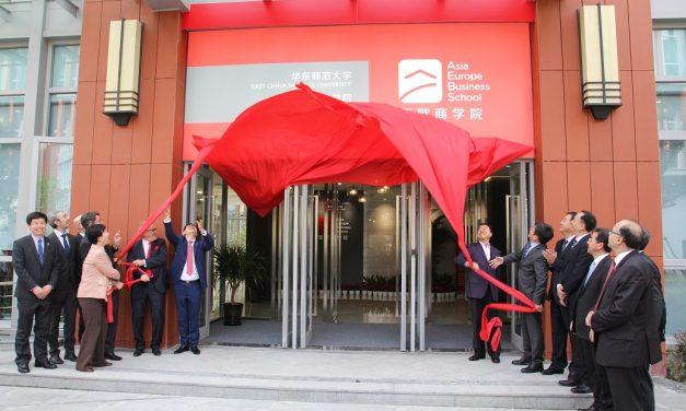 Retour sur l'inauguration du campus d'emlyon à Shanghai
