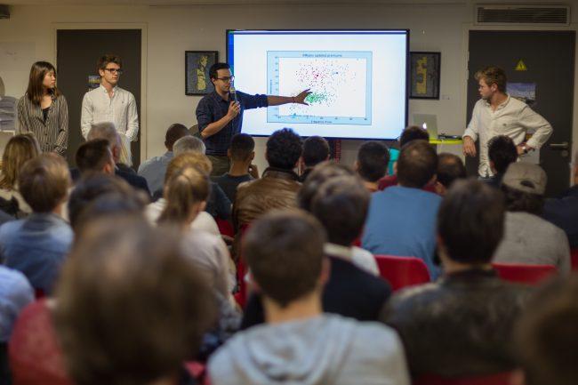 Tech for Good Explorers dans les écoles d'ingénieurs et d'informatique