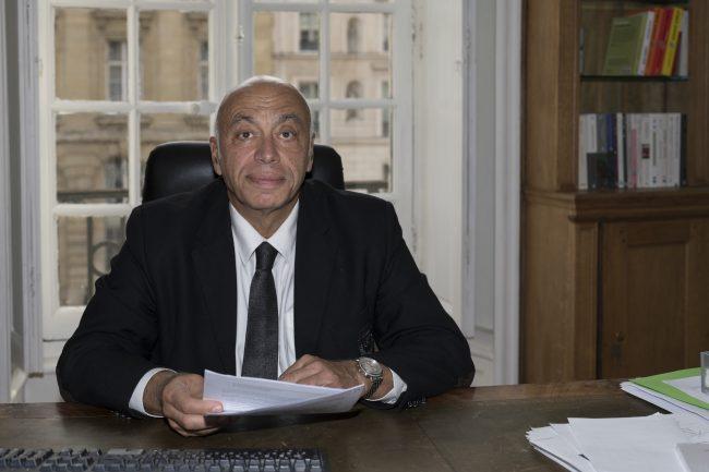 Georges Haddad, Président de Paris 1 Panthéon Sorbonne : un homme en colère !
