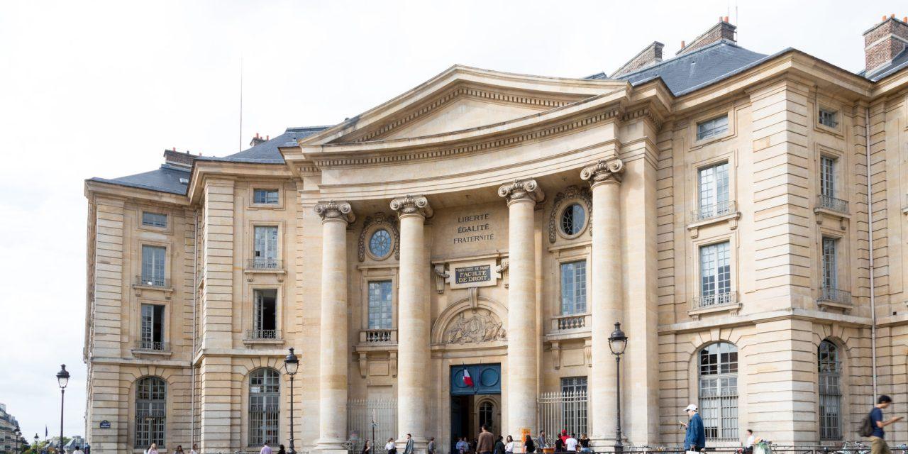 Paris 1 Panthéon-Sorbonne coordonnera le projet OpenU