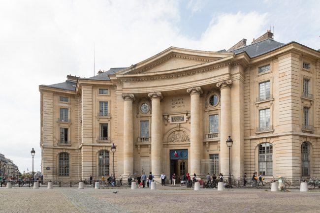 Création de la Fondation Panthéon-Sorbonne
