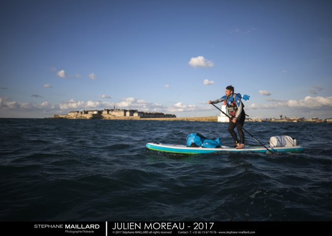 Julien Moreau, éco-aventurier et semeur de graines d'éco-citoyens