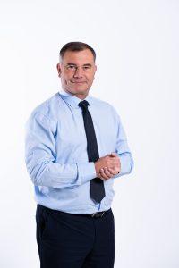Thierry Occre, directeur de Junia, une grande école des Hauts-de-France