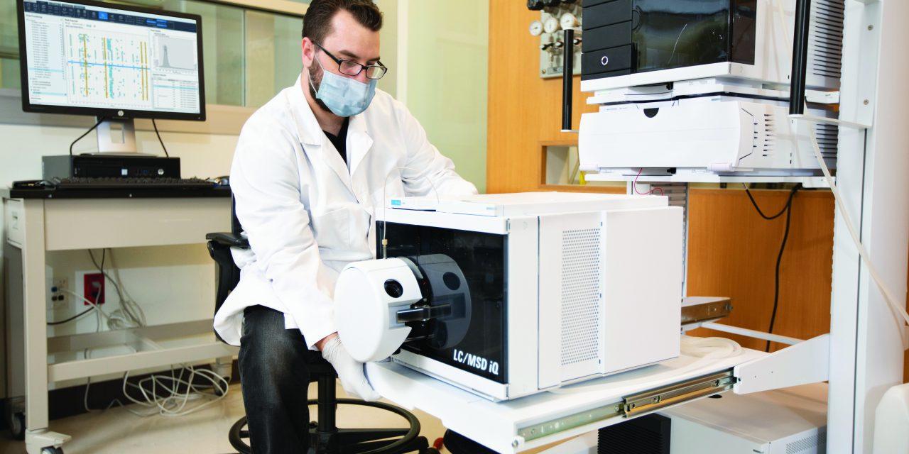 Transformez les laboratoires qui transforment le monde chez Agilent – Interview de Fabrice Thomas