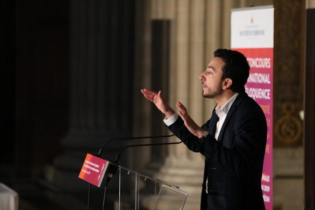 Concours international d'éloquence de Paris 1 Panthéon-Sorbonne : les grands gagnants