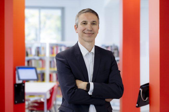 Un nouveau directeur à la tête de Montpellier Business School