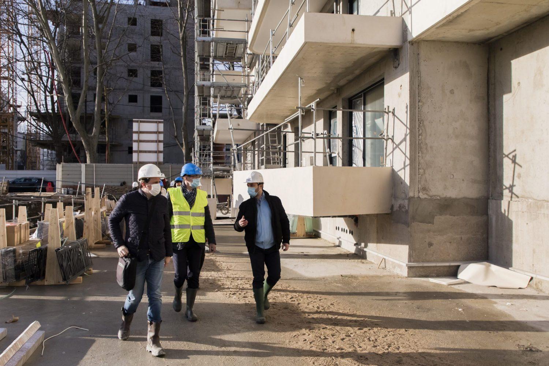 Hauts-de-Seine Habitat : Alliez exigence professionnelle et mission sociale ! L'Interview de Damien Vanoverschelde