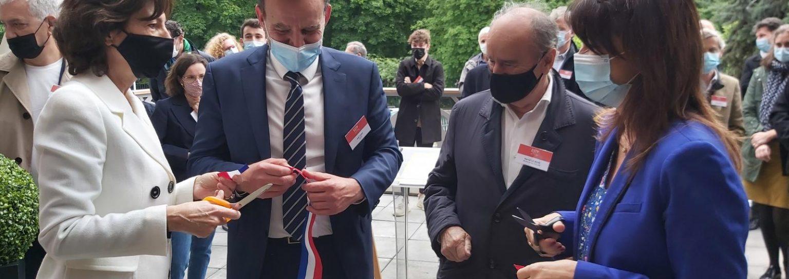 L'ESTP Paris inaugure une nouvelle résidence étudiante sur son campus de Cachan (c) ESTP